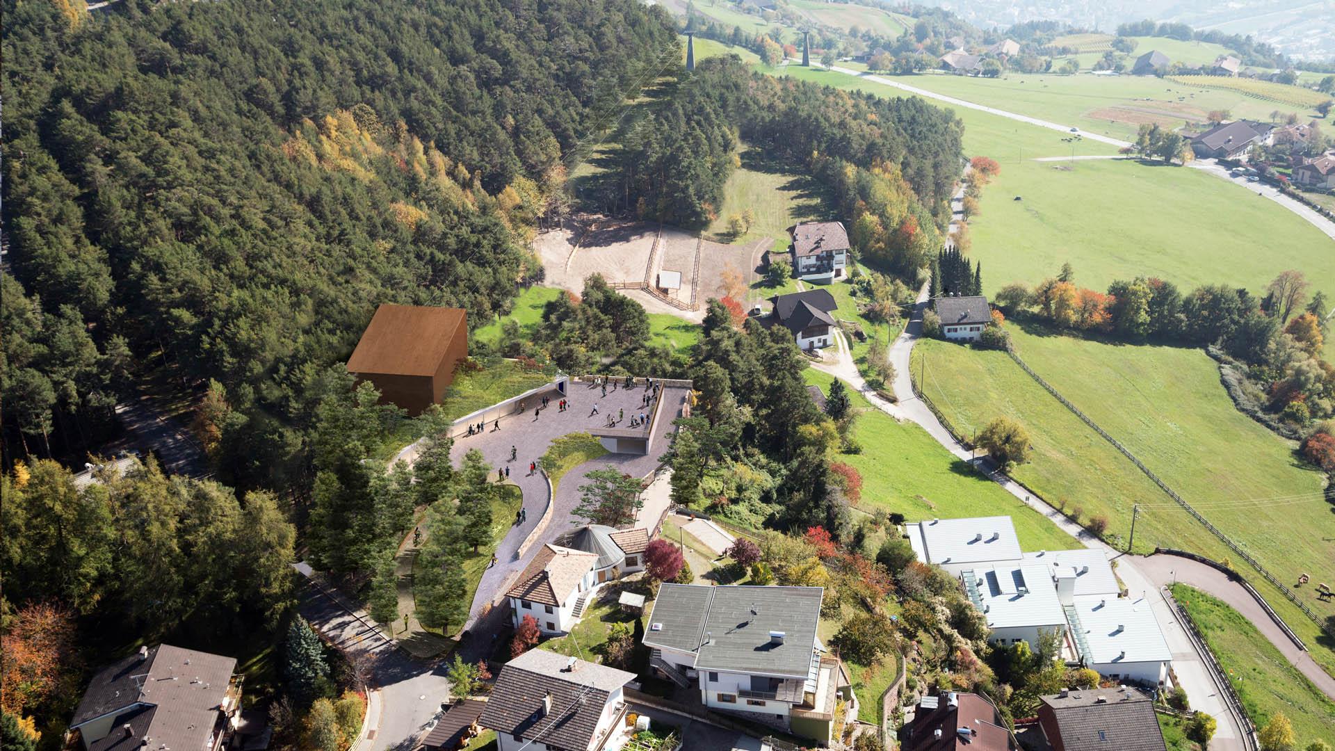 Nuova funivia Bolzano San Genesio
