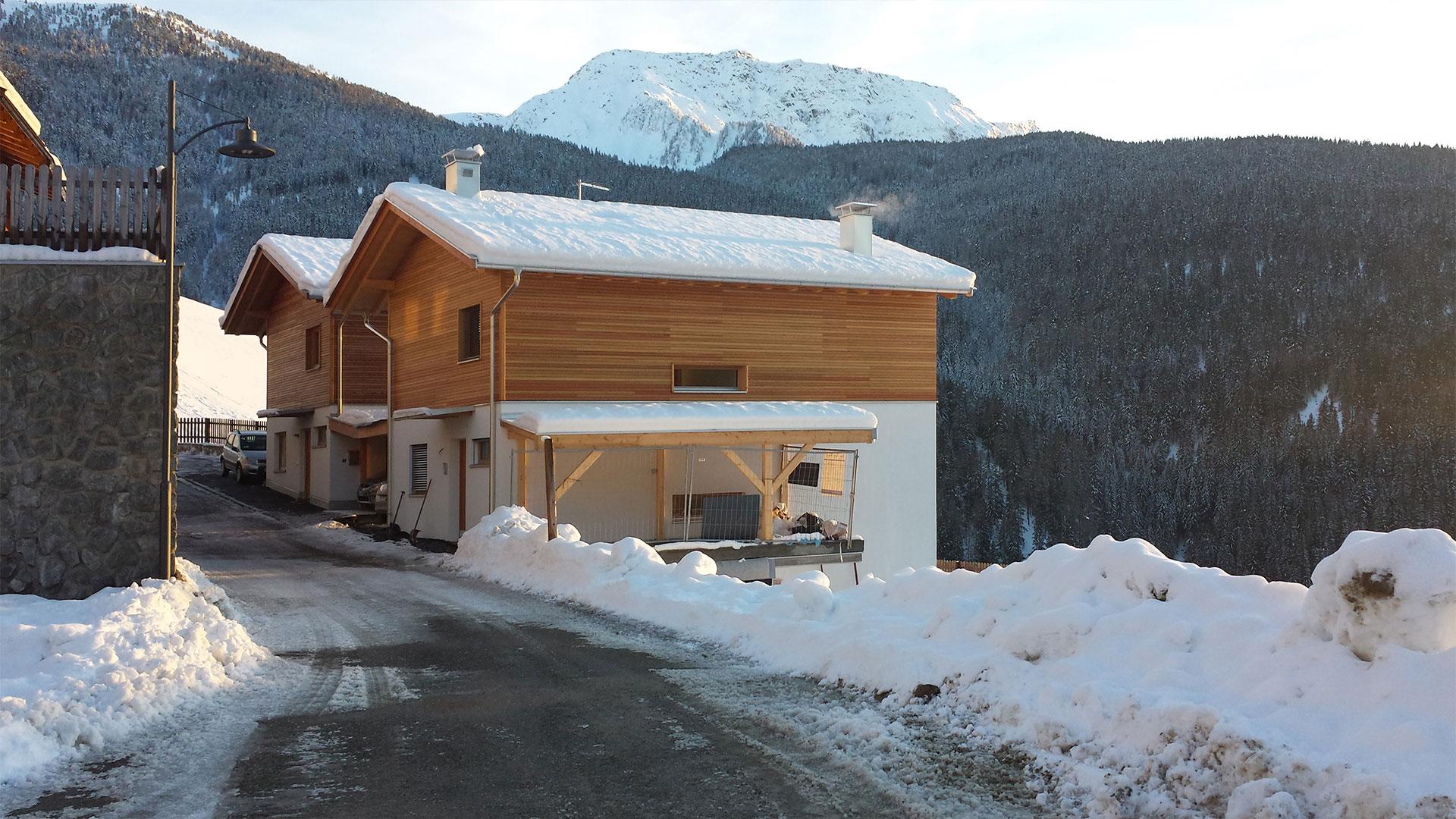 Casa singola in montagna a San Martino in Valdurna, Bolzano