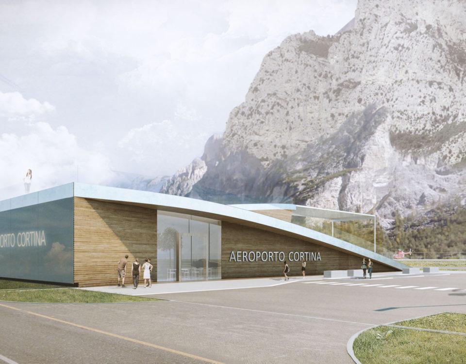 Cortina Airport Cortina d'Ampezzo