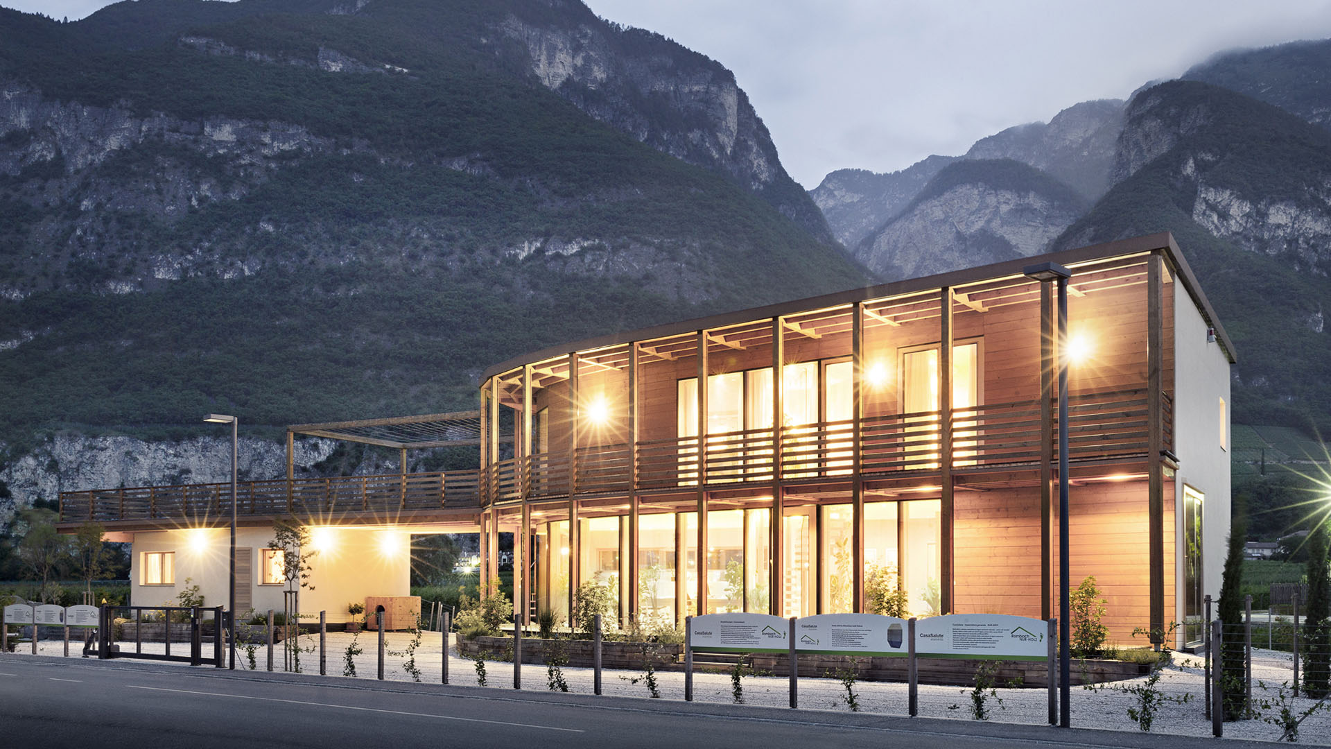 Casa Salute a Magrè, Bolzano